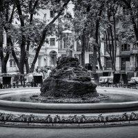 Пале-Рояль...   Старая Одесса :: Вахтанг Хантадзе