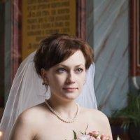 В церкви :: Анастасия Богатова
