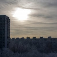Против солнца :: Ольга Орлова