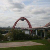 Живописный мост :: Александра Крестьянова