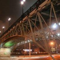 Патриарший мост :: Александра Крестьянова