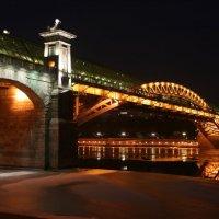 Пушкинский мост :: Александра Крестьянова