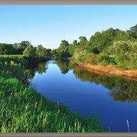 На реке... :: Андрей Медведев