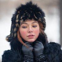 Олеся :: Sergey Tyulev