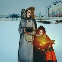 Сказки уходят из города :: Сергей Ивашкевич
