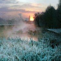Закат на Тёплом :: Юрий Емельянов