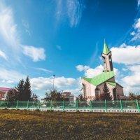 мечеть :: Алмаз Сафаргалин