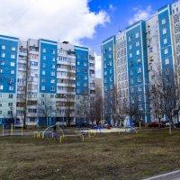 Городской пейзаж :: Дмитрий Т