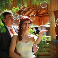 Оранжевая свадьба :: Наталия Макеева