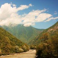 горы :: Юлия Стальнова