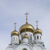 Храм Святой Троицы в Тамбове :: Андрей Черников