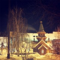 Церковь :: Павел Карпов