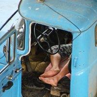 про ноги :: павел Труханов