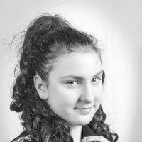 ЧБ портрет :: Виталий Острецов