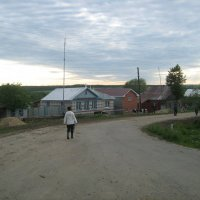 деревенька моя :: Николай Егоров