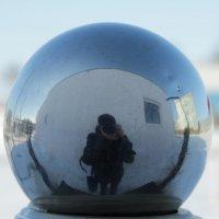Отражение... :: Сергей Ц.