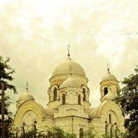 Покровский храм :: ольга хадыкина