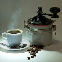ГОРЯЧИЙ кофе :: Артур Овсепян