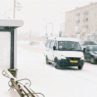 На разных скоростях :: Евгений Нисковских
