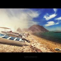 Песчаная Буря :: Алексей Латыш