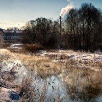Холодная весна :: Антон Богданов