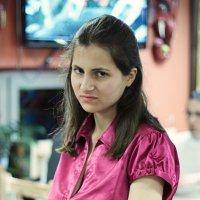 В кафе :: Ирина Татьяничева