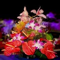 дарите женщинам цветы ... :: Petr @+