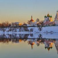 В коломне. Москва-река. :: Igor Yakovlev