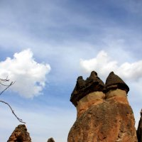 Каппадокия. Долина Пашабаг :: Вероника Касаткина