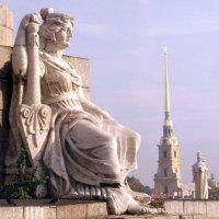 Санкт-Петербург :: Юлия Тулаева