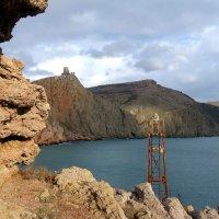 Старый маяк :: Марина Дегтярева