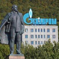 И Ленин такой молодой и юный Газпром в переди!!! :: Дмитрий Черницкий