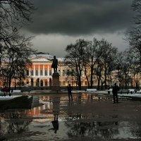 Перед грозой :: Ольга Тихомирова