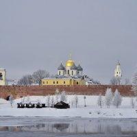 Зимой :: Валерий Небесский