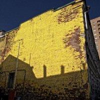 дом в желтом :: Константин Кокошкин