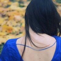 Когда осень :: Anastasia Kontsevenko