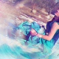Девушка весна :: Диана Василенко