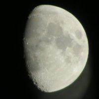 Луна(растущая) :: Алексей Кузьмин