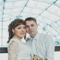 Настя и Рома :: Elena Nikitina