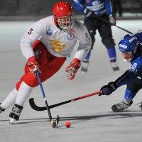В лёд... :: Pavel Tatarnikov