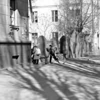 Весенние светотени :: Татьяна Маслиева