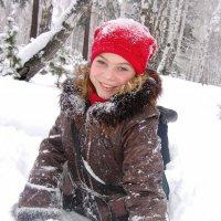 Зимняя забава :: Лариса Корсакова