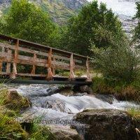 На пути к леднику, Норвегия :: Анастасия Богатова
