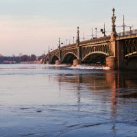 Neva River (35 mm) :: Александр Коновалов