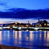 Сампсониевский мост :: Юлия Тулаева
