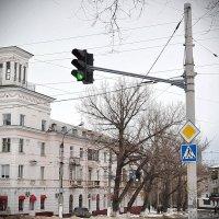 перекресток :: Евгений Калгин