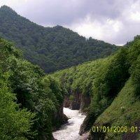 Долина реки Белая :: Ирина Давиденко
