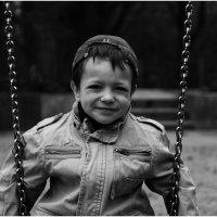 Сына :: Андрей Бойко