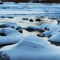 Река :: Денис Храменков