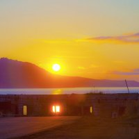 Солнечный дом :: Андрей Асеев